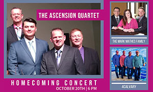 Ascension Quartet Homecoming