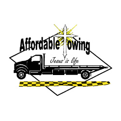 Affordable Towing Logo