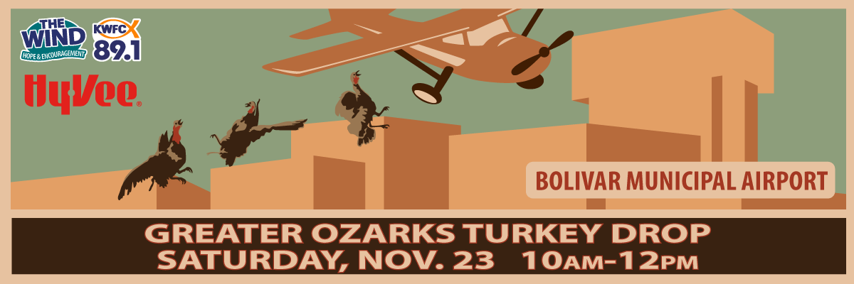 Greater Ozarks Turkey Drop