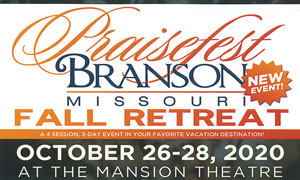 Praisefest Branson Fall Retreat